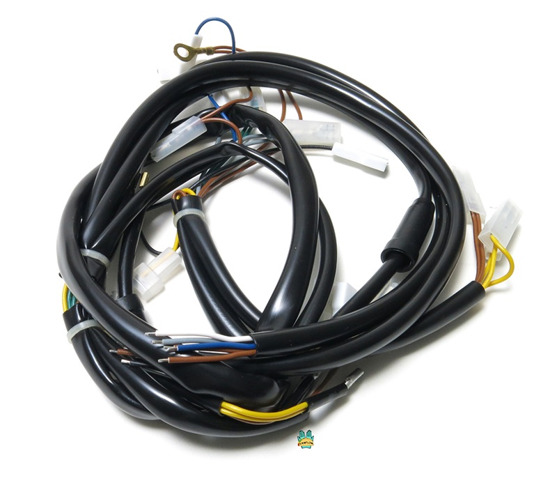 oem tomos a35 front end wiring harness for 1993 2001 sprint rh treatland tv tomos moped wiring
