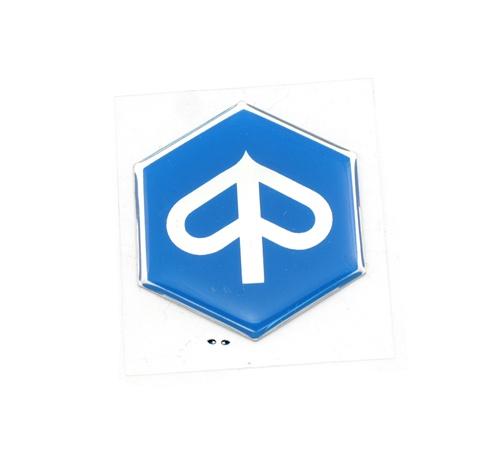olympia piaggio logo sticker emblem