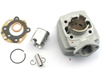 peugeot airsal 50cc 40mm aluminum cylinder kit - 6 port