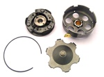 puch lightened E50 complete clutch pack