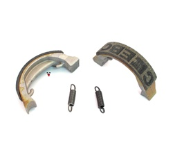 EBC 80mm quality brake shoes