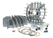 puch airsal EUROKIT 47mm 6 port cylinder kit with head w/flat port exhaust