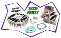 puch treat kit party - 70cc TCCD kit / CUSTOM cut head