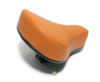 puch moped stock seat - THIN version - BASKETBALL