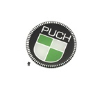puch tank badge sticker