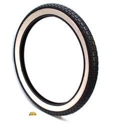 sava/mitas B4 WHITE WALL tire - 18 x 2.25