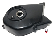 tomos OEM a3 FLYWHEEL COVER - black - WITH oil injection