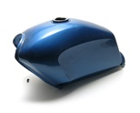 tomos OEM METALLIC BLUE gas tank for the LX and targa